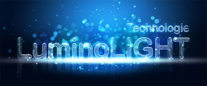 Eclairage mur vegetaux technologie LuminoLIGHT